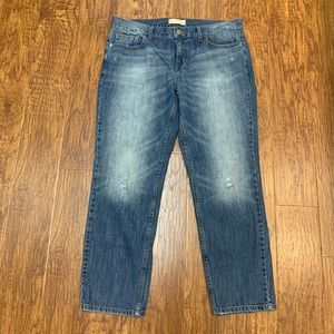 Banana Republic boyfriend jeans size 10 or 30